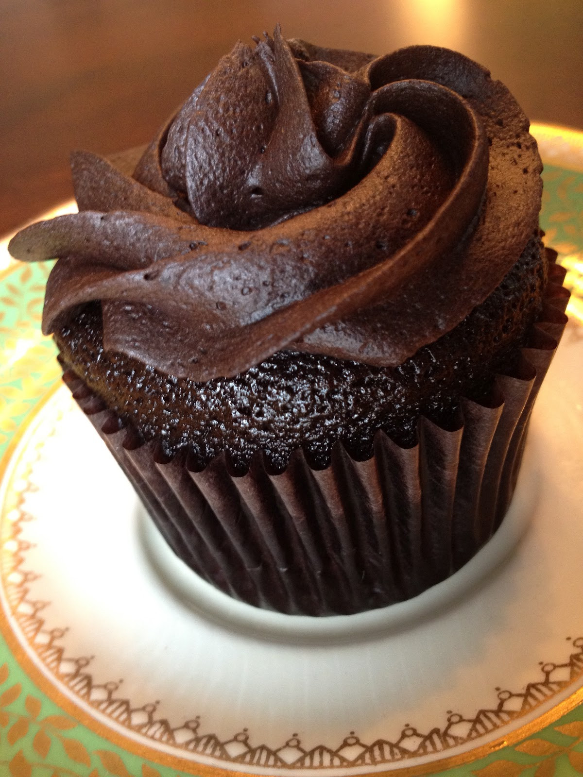 Best Chocolate Cupcakes  Best Chocolate Chocolate Cupcakes and Failure