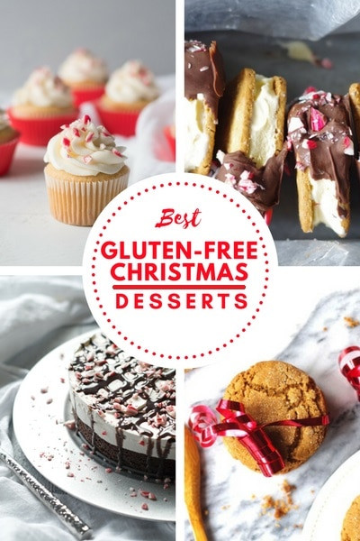 Best Christmas Desserts  Best Gluten Free Christmas Desserts