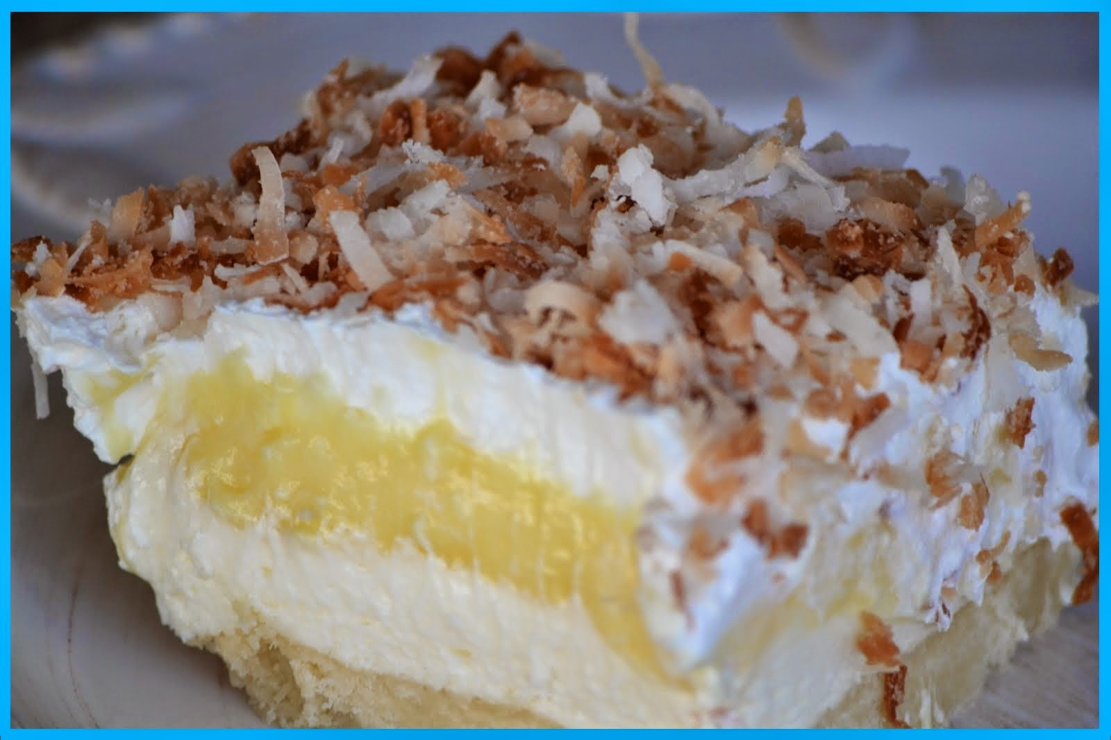 Best Coconut Cream Pie  Top Recipes all Time Princess Pie Coconut Cream Pie