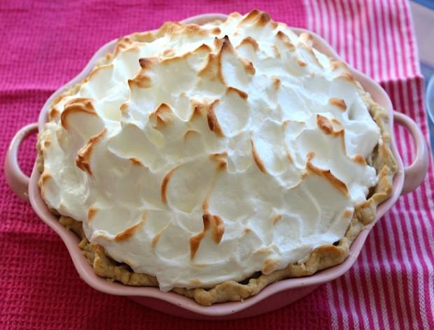 Best Coconut Cream Pie  Best Coconut Cream Pie — the chic brûlée