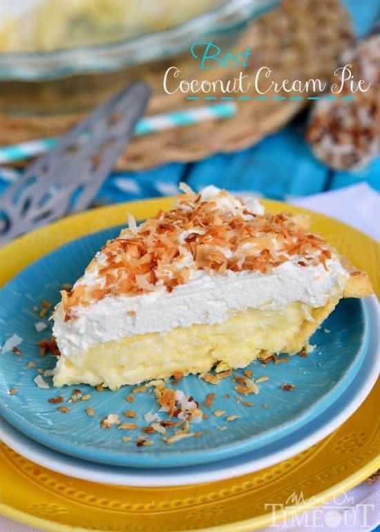 Best Coconut Cream Pie  Lemon Lime Jello Salad a k a Dad s Green Jello Mom
