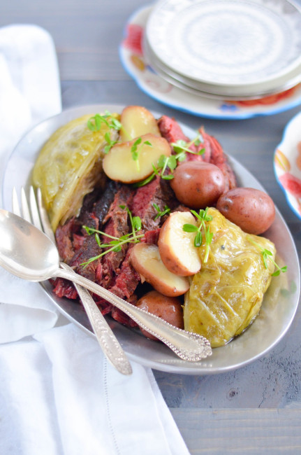 Best Corned Beef And Cabbage  The Best Corned Beef and Cabbage Karista s Kitchen