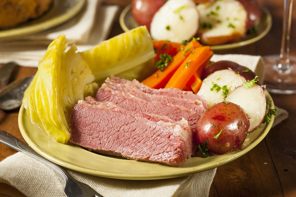 Best Corned Beef And Cabbage  18 Classic Irish Dishes for St Patrick's Day