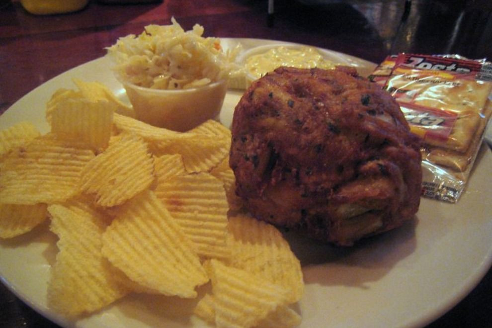 Best Crab Cakes In Baltimore  Home Baltimore Travel Guide Baltimore Restaurants Crab Cakes
