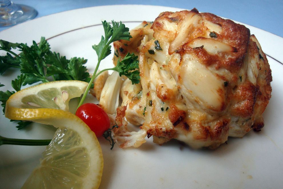 Best Crab Cakes In Baltimore  Best Crab Cakes in Maryland Winners 2016 10Best Readers