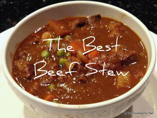 Best Crockpot Beef Stew  The Best Crock Pot Beef Stew