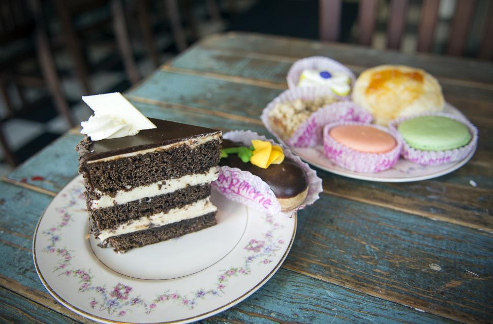 Best Dessert In Cincinnati  The Sweet Life at the BonBonerie