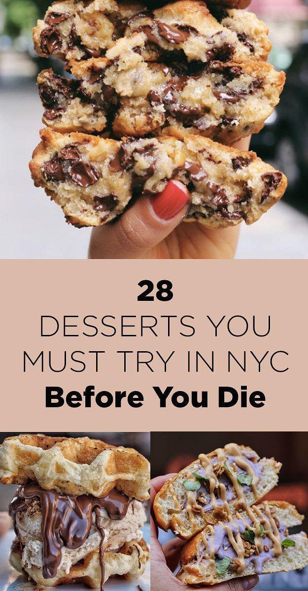 Best Dessert In Manhattan  17 Best ideas about New York Life on Pinterest