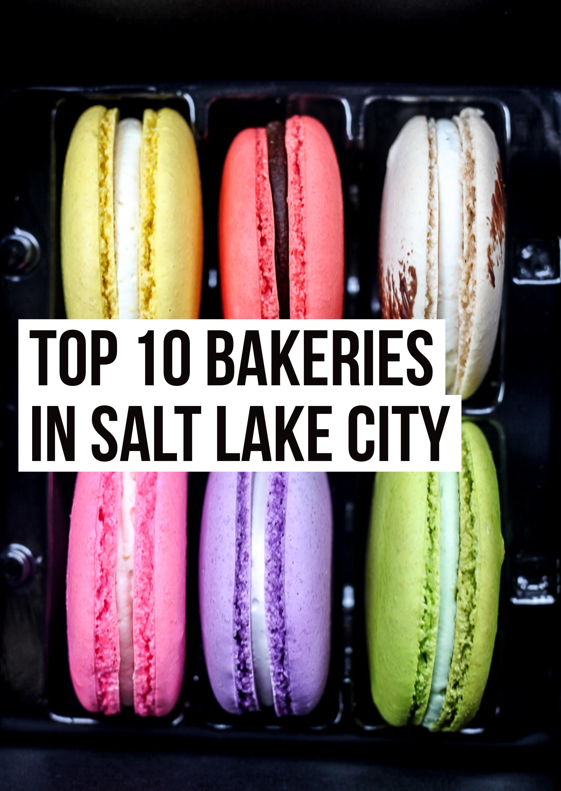 Best Desserts In Salt Lake City  Top 10 Bakeries in Salt Lake City