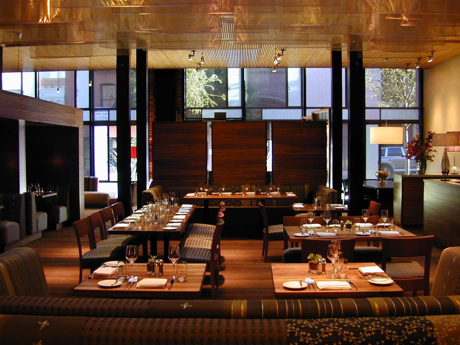 Best Dinner In San Francisco  San Francisco Fine Dining Five Star Restaurants in San