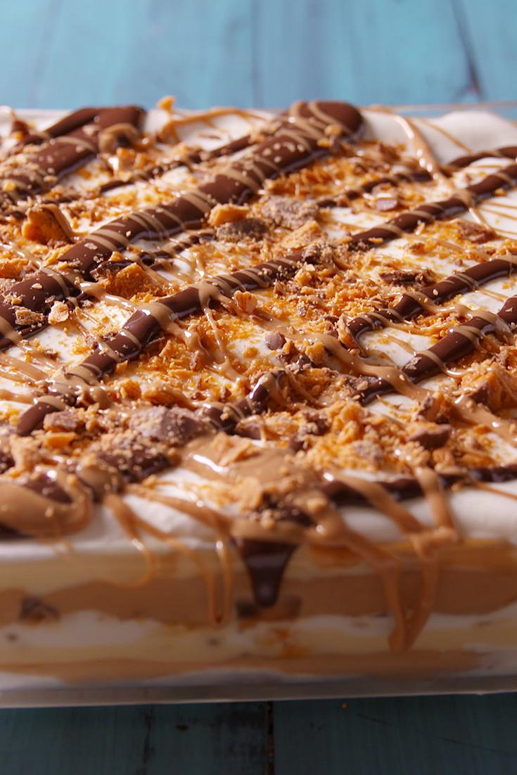 Best Easy Dessert Recipes  Best Peanut Butter Dessert Lasagna Recipe How To Make