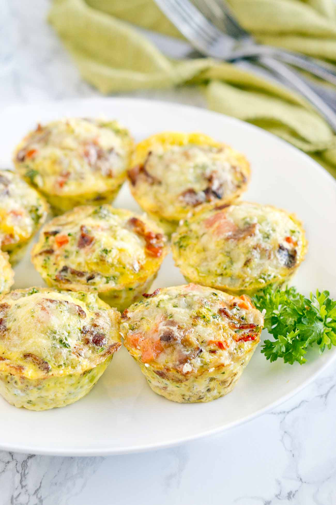 Best Egg Breakfast Recipes  Easy Breakfast Egg Muffins