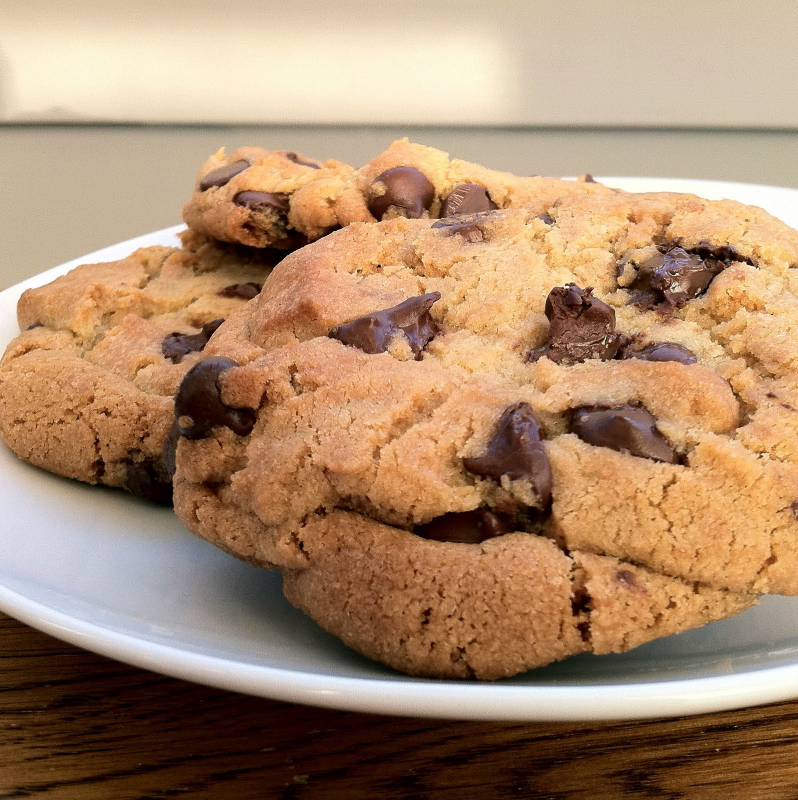 Best Ever Chocolate Chip Cookies  the nonpareil baker The Best Chocolate Chip Cookies Ever