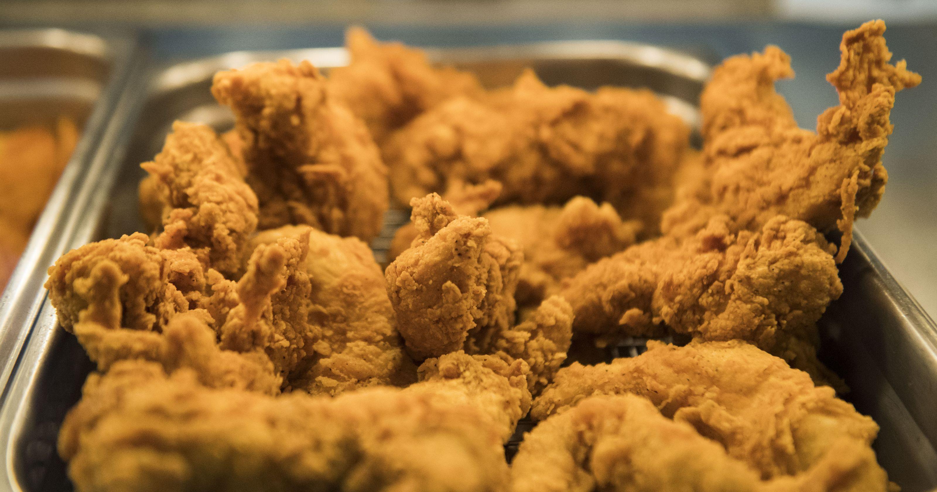 Best Fast Food Fried Chicken  Krispy Krunchy Chicken in Knoxville Where to find the