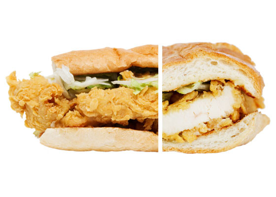 Best Fast Food Fried Chicken  The Best Fast Food Fried Chicken Sandwich