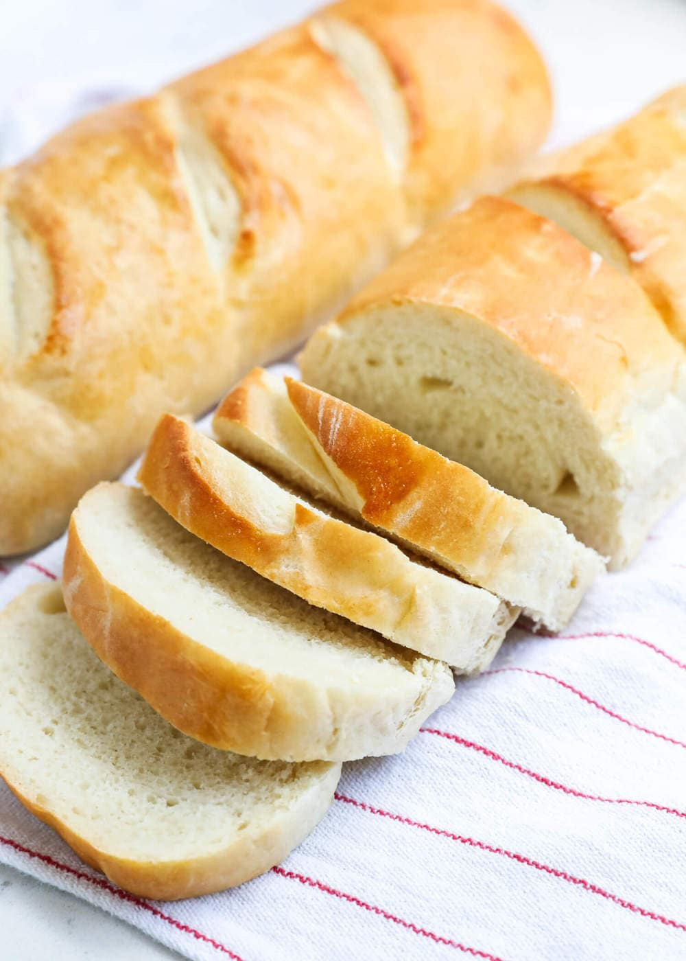 Best French Bread Recipe  The BEST homemade french bread recipe I Heart Naptime