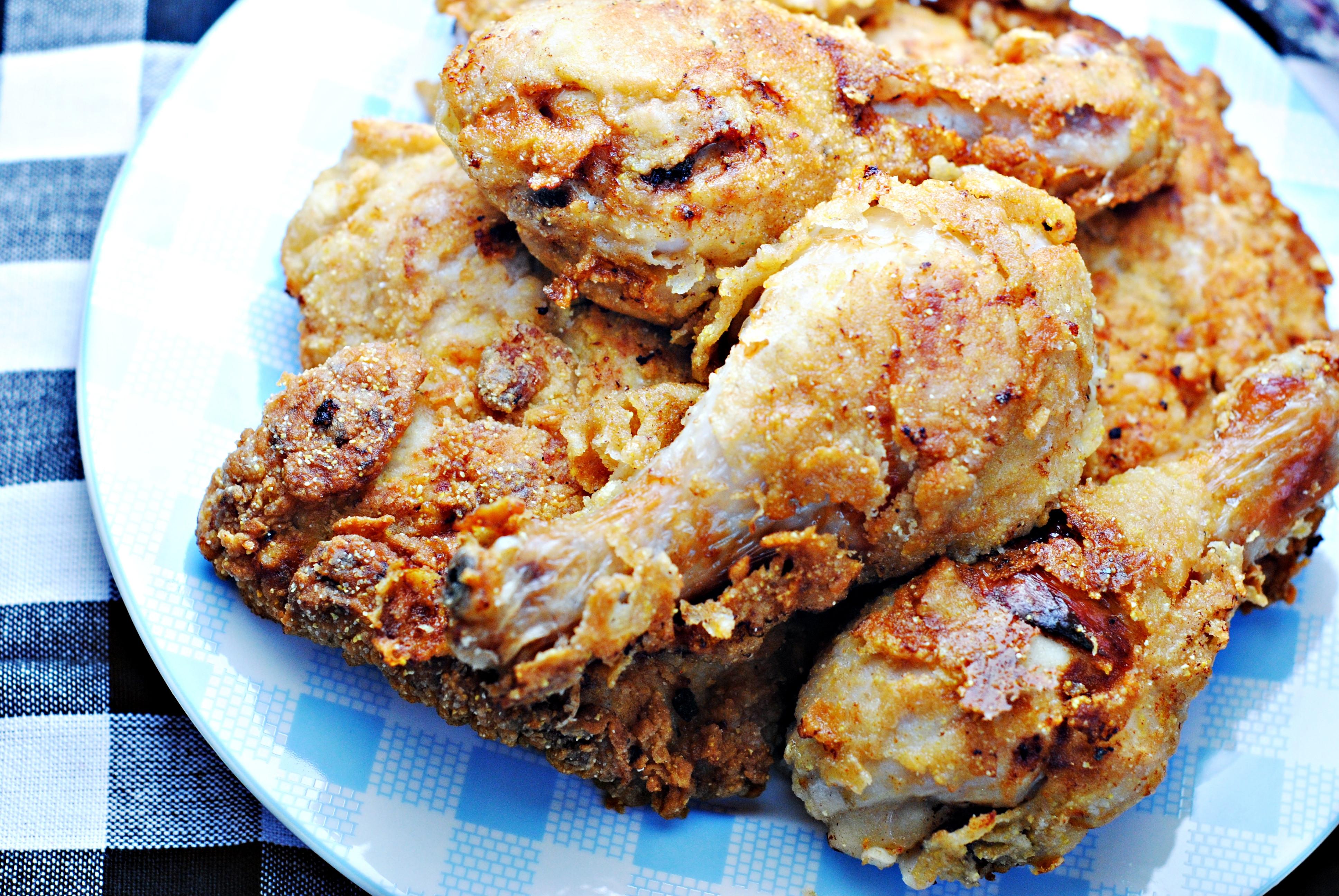 Best Fried Chicken  Best Ever Buttermilk Fried Chicken