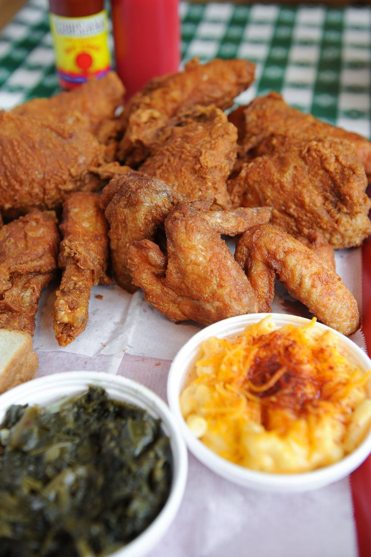 Best Fried Chicken In Atlanta  Some of the best fried chicken in Atlanta right now is