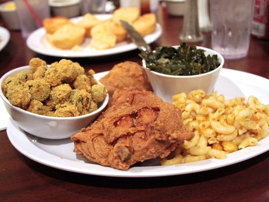 Best Fried Chicken In Atlanta  Atlanta fried chicken America s best regional food
