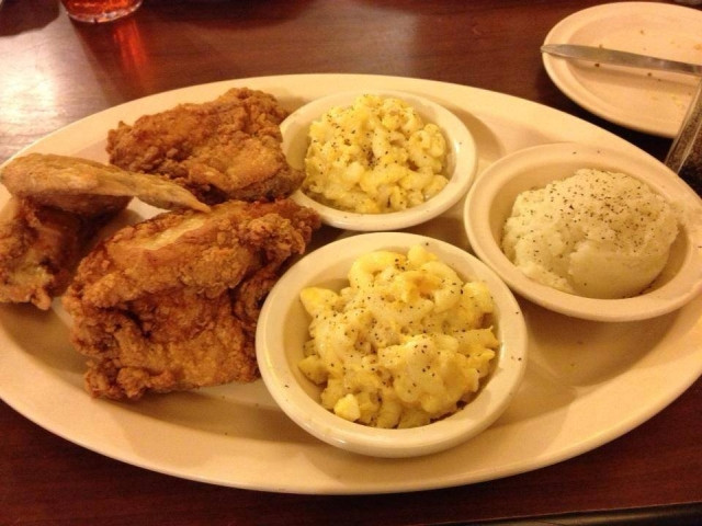 Best Fried Chicken In Atlanta  Best restaurants in Atlanta to find crispy fried chicken