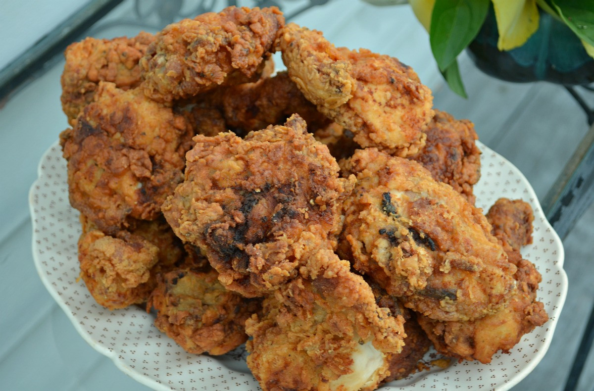 Best Fried Chicken  The Best Fried Chicken — Three Many Cooks
