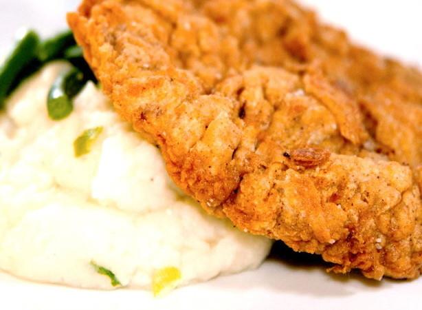 Best Fried Pork Chops  Kentucky Fried Pork Chops Recipe Food