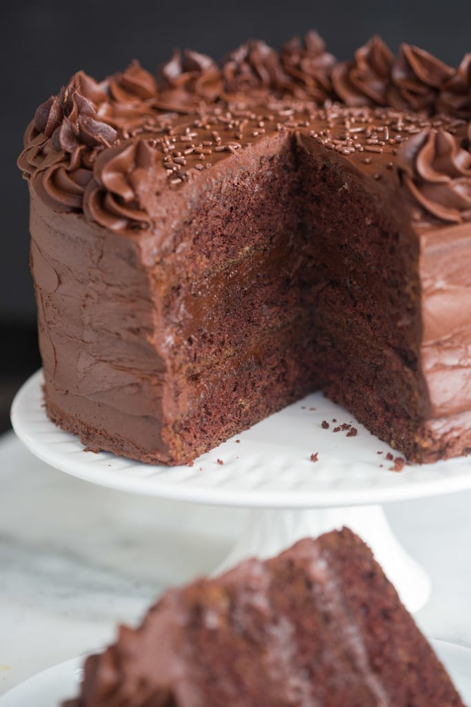 Best Frosting For Chocolate Cake  Dark Chocolate Cake Tastes Better From Scratch