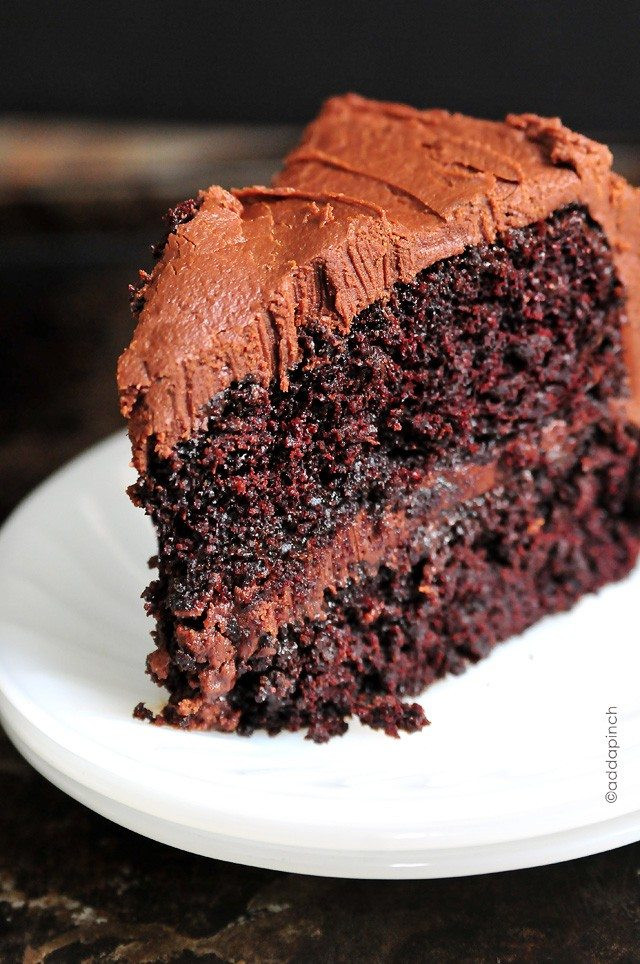 Best Frosting For Chocolate Cake  The Best Chocolate Cake Recipe Ever Cooking