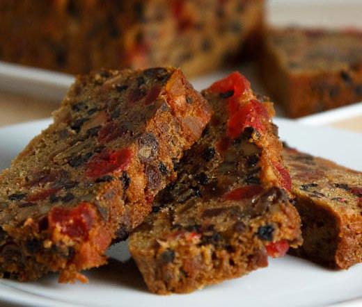 Best Fruitcake Recipe  Christmas Fruit Cake Recipe — Dishmaps