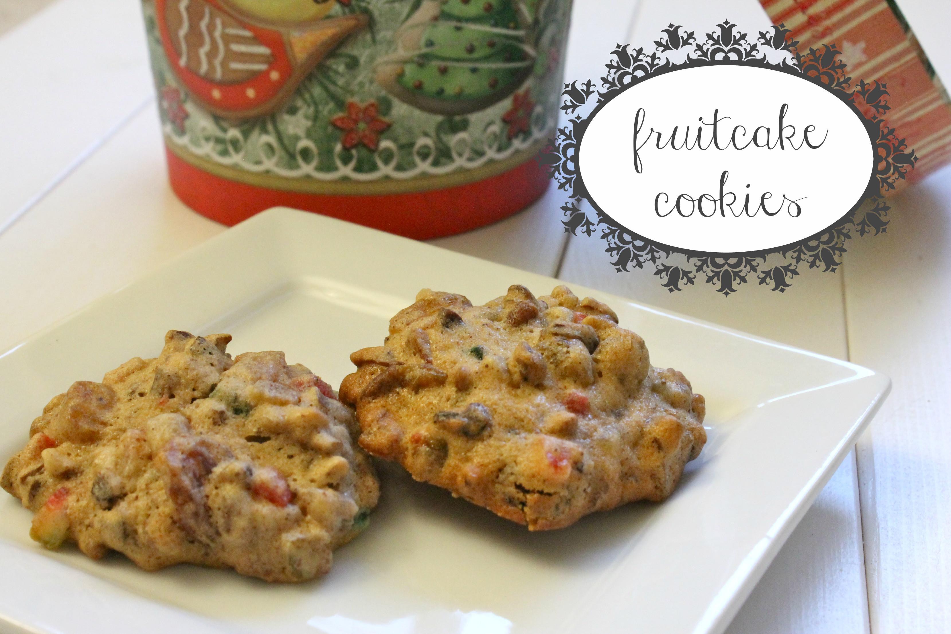 Best Fruitcake Recipe  best fruitcake cookies