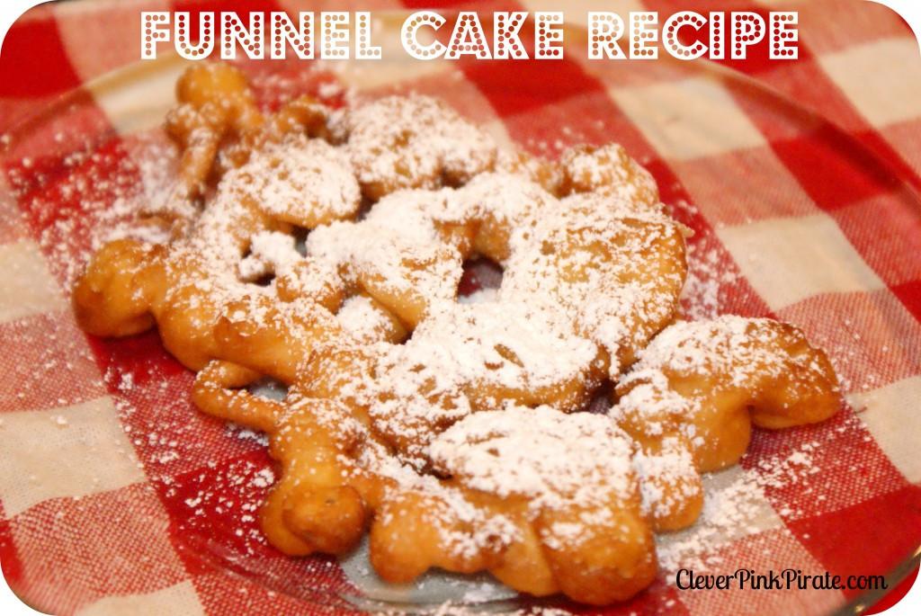 Best Funnel Cake Recipe  Summer Delight Funnel Cake Recipe