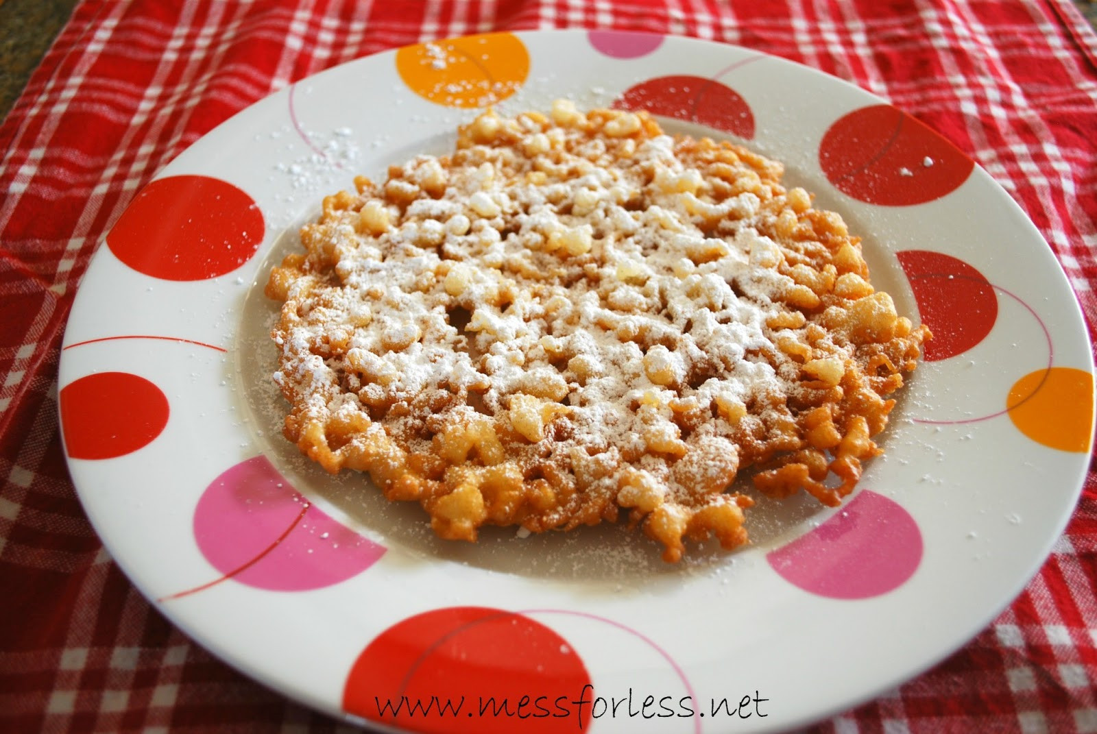 Best Funnel Cake Recipe  Funnel Cake Recipe Mess for Less