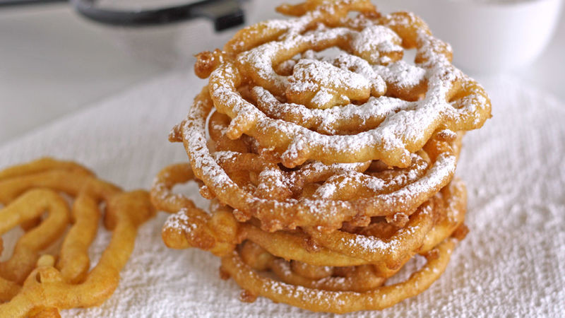 Best Funnel Cake Recipe  DIY State Fair Funnel Cake Recipe Tablespoon