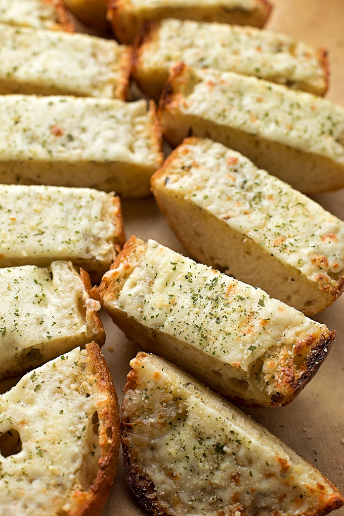 Best Garlic Bread  Best Ever Cheesy Garlic Bread Life Made Simple