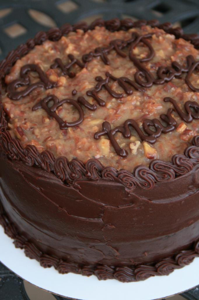 Best German Chocolate Cake  The Best German Chocolate Cake Recipe