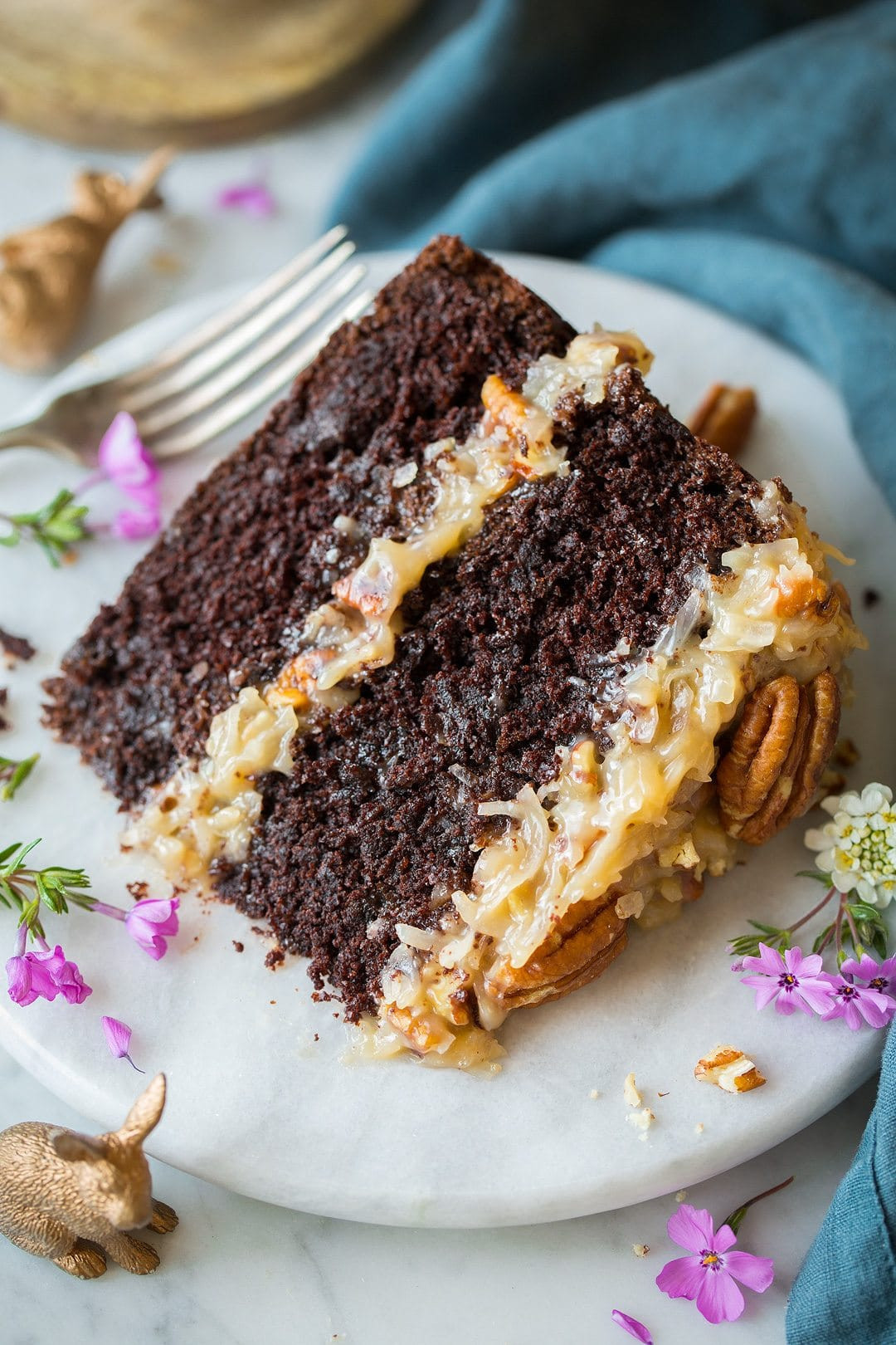 Best German Chocolate Cake  German Chocolate Cake The BEST  Cooking Classy