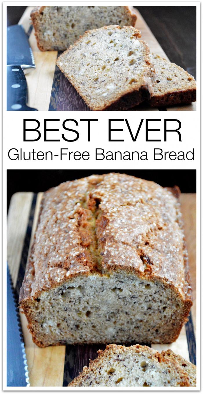 Best Gluten Free Bread  Best EVER Gluten Free Banana Bread