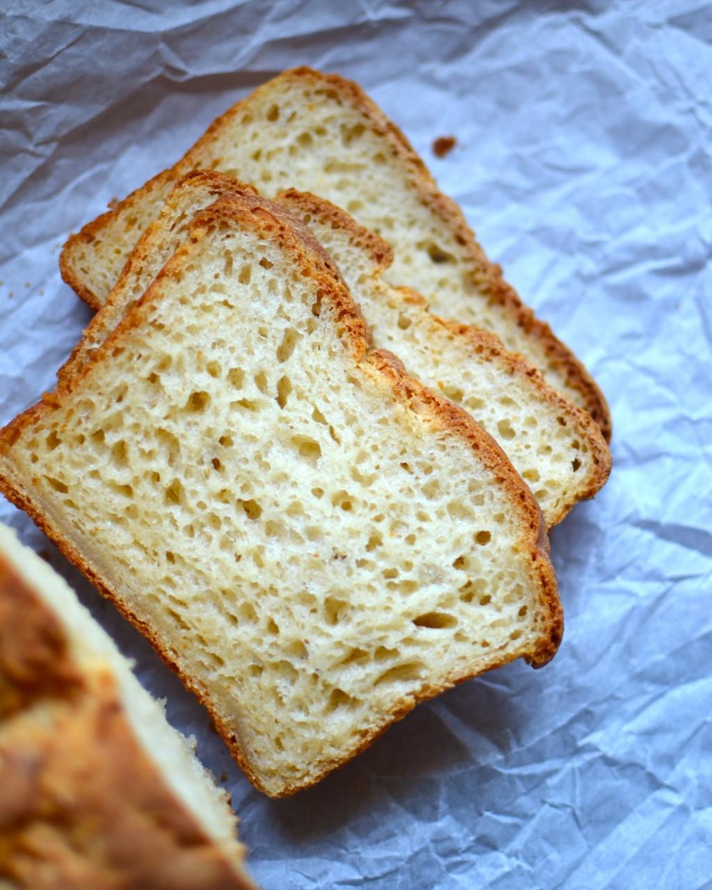Best Gluten Free Bread  Yammie s Glutenfreedom The Best Gluten Free White Bread