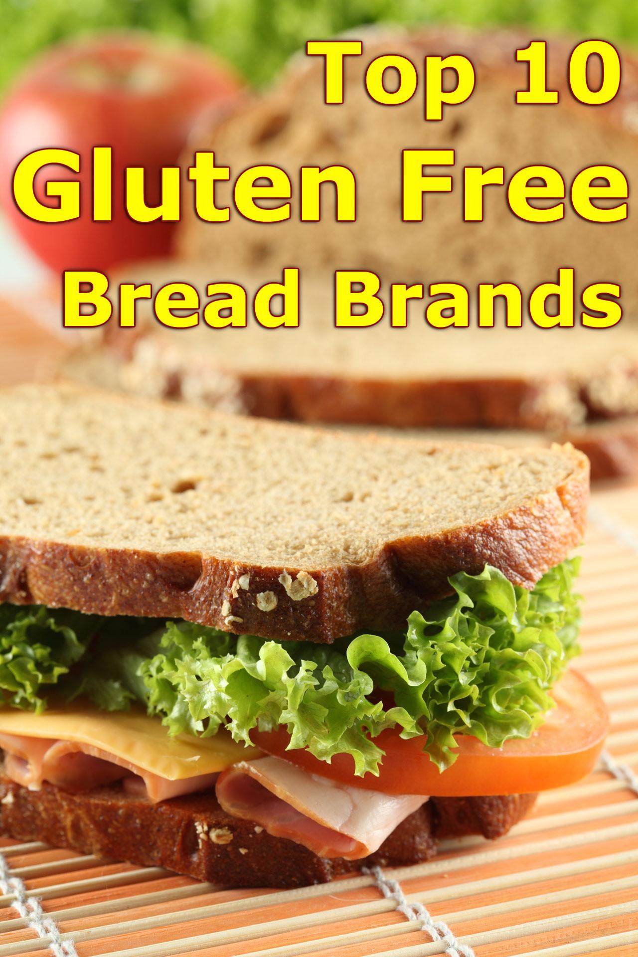 Best Gluten Free Bread  Top 10 Gluten Free Bread Brands