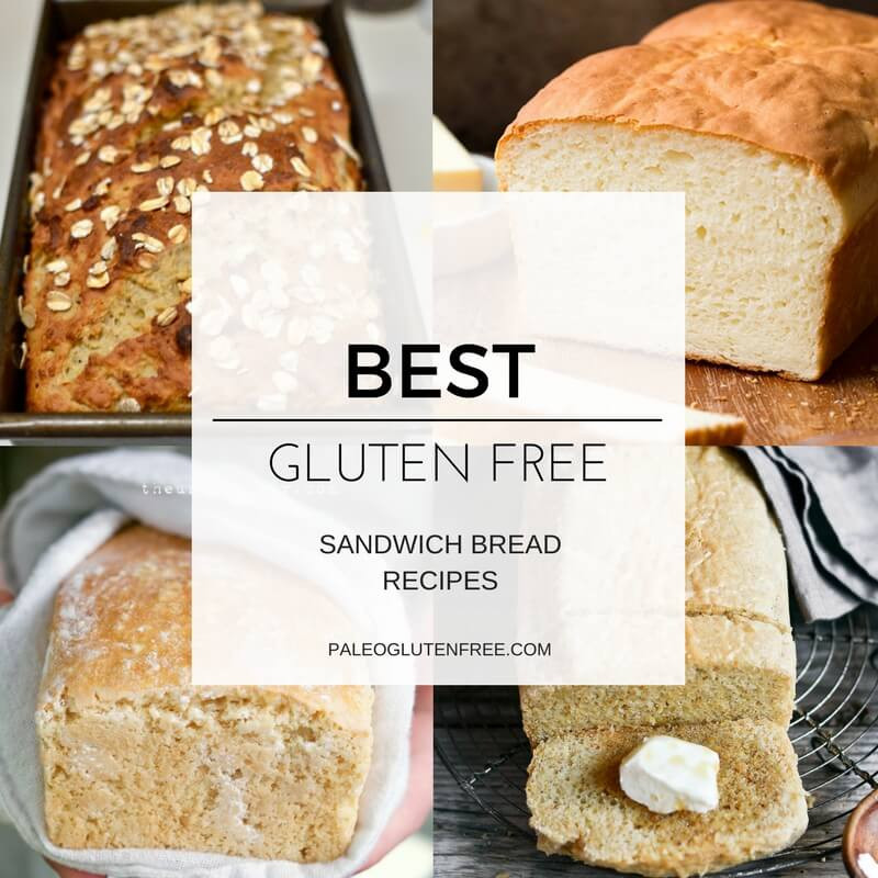 Best Gluten Free Bread  Best Gluten Free Sandwich Bread Recipes Paleo Gluten
