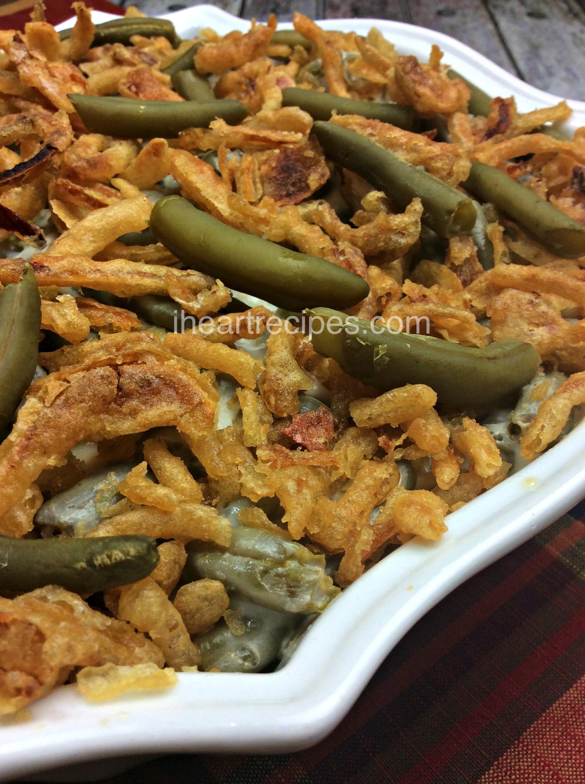 Best Green Bean Recipes  best green bean casserole recipe