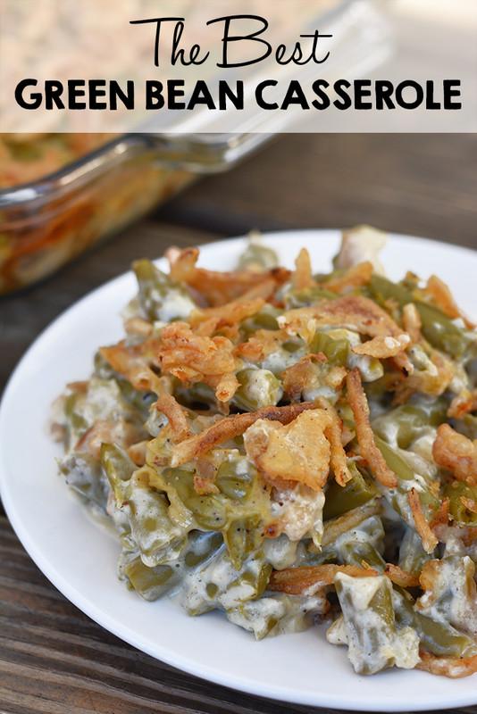 Best Green Bean Recipes  The Best Green Bean Casserole Recipe I Heart Arts n Crafts