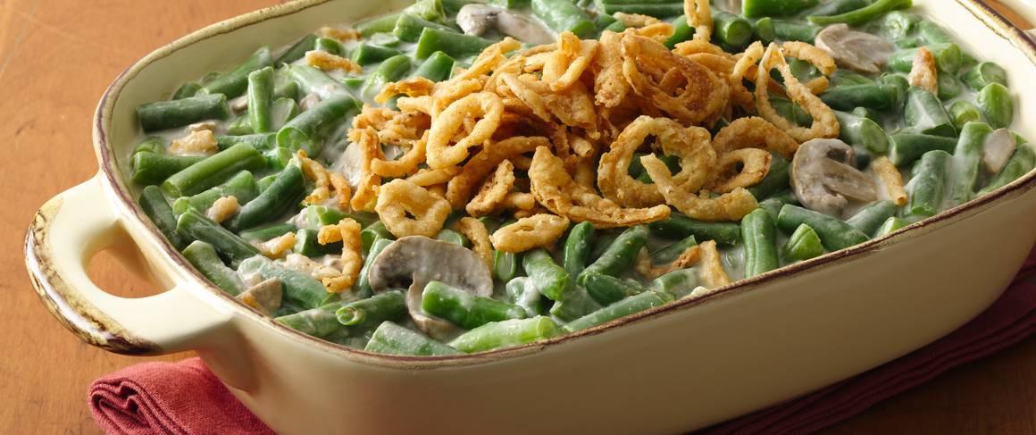 Best Green Bean Recipes  Best Green Bean Casserole recipe from Betty Crocker