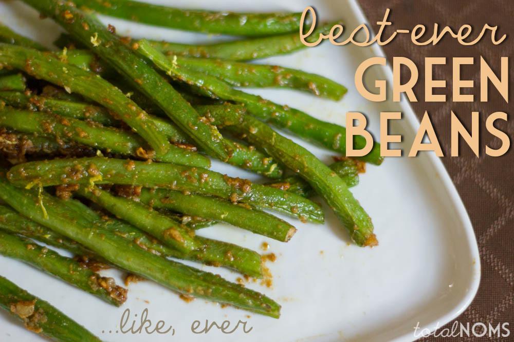 Best Green Bean Recipes  Browned Butter Dijon Green Beans The Best Green Beans Ever