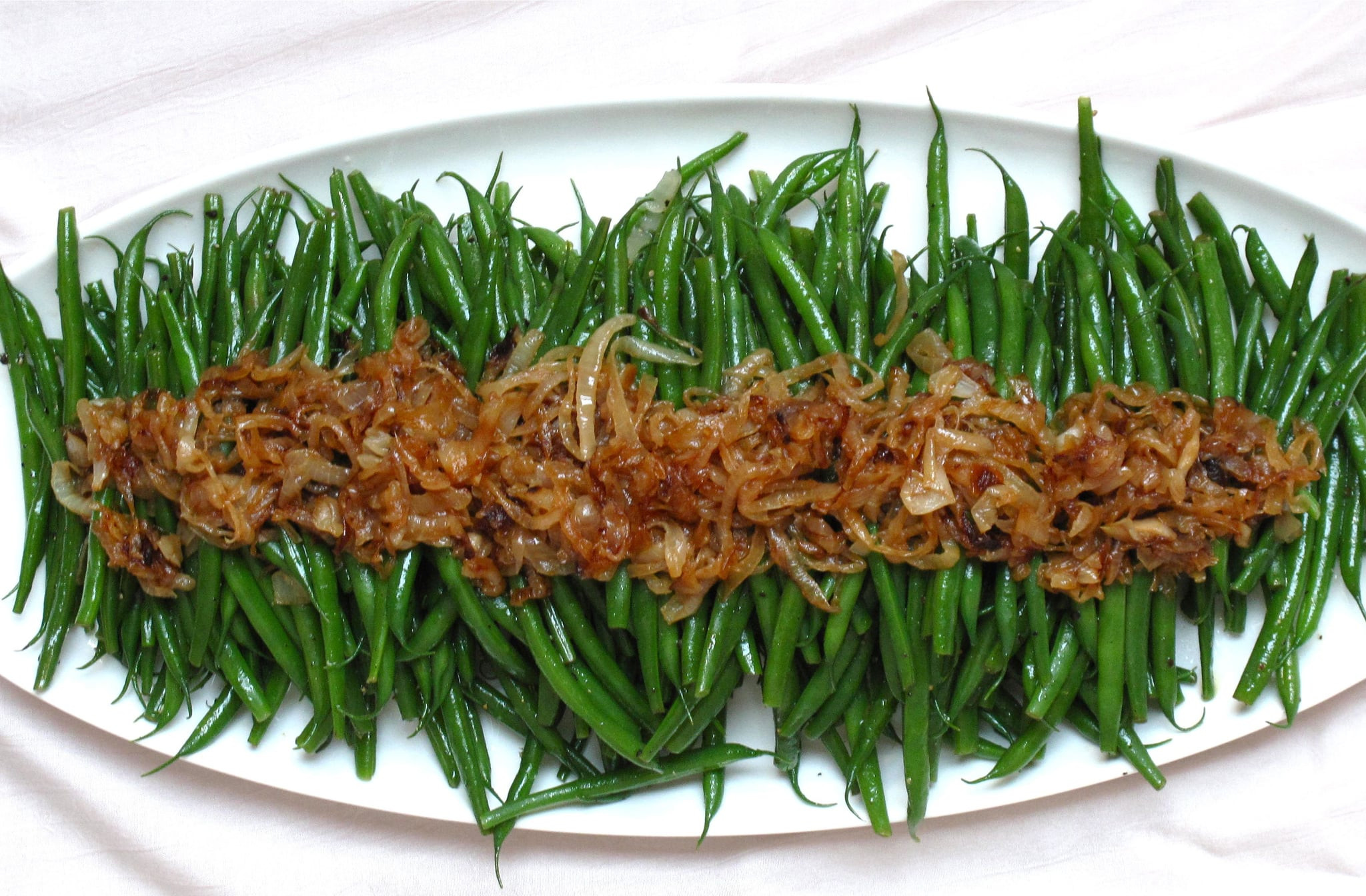 Best Green Bean Recipes  Green Beans With Caramelized ions Recipe
