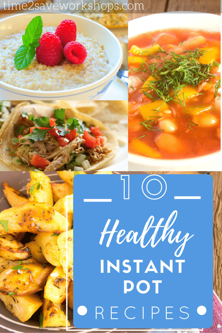 Best Healthy Instant Pot Recipes  BEST Instant Pot Recipes to Try Kasey Trenum