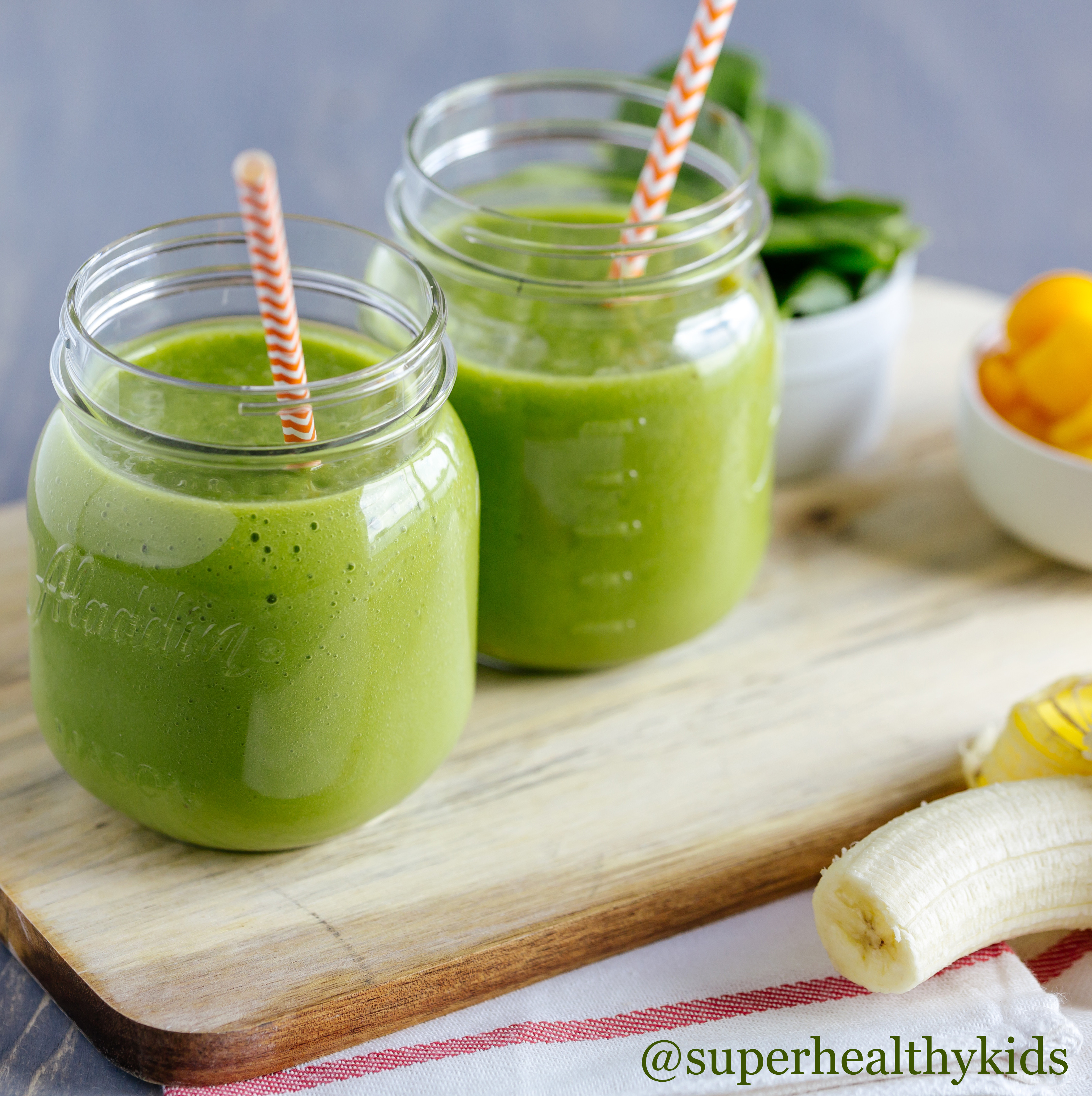 Best Healthy Smoothie Recipes  Smoothie Recipes Green Smoothie Kids
