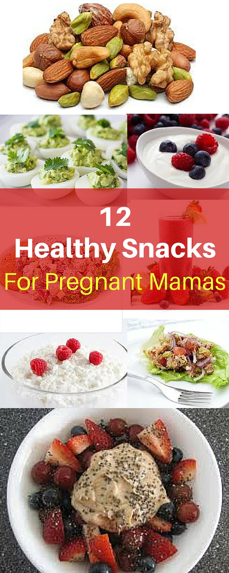 Best Healthy Snacks  10 Healthy Snacks For Pregnant Mamas Michelle Marie Fit