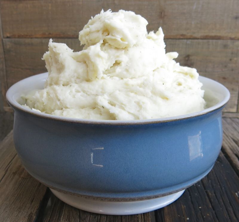 Best Homemade Mashed Potatoes  Marie s Best Ever Homemade Mashed Potatoes with Step by