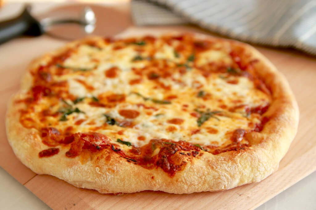 Best Homemade Pizza Dough  There s No Need For This Extra Work With This No Knead